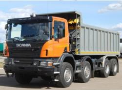 Гидроцилиндры для самосвалов Scania