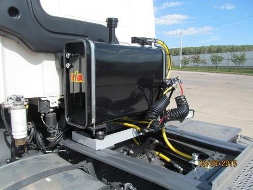 Комплекты гидрофикации тягачей