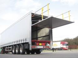 Колонные лифты DH-VB, VO, VX 1000-2500 кг