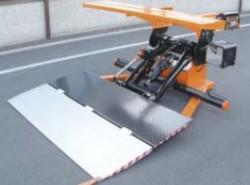 Подворачивающийся гидроборт DH-R... 750-2000 кг