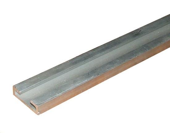 Алюминевый профиль Bar Cargolift - боковой/верхний