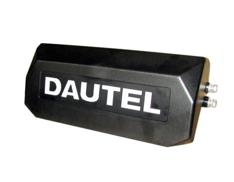 Блок управления Dautel DLB44/45 - корпус с крышкой