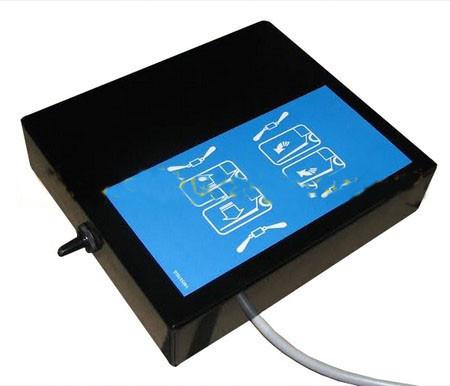Блок управления для гидробортов MBB Athlet Quattro