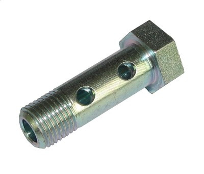 Болт Банджо (двойной) M10x1 mm - для гидробортов Dhollandia