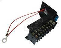 Электрическая планка соединит. гильзы для агрегата гидробортов Dhollandia.