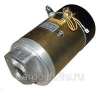 Электродвигатель 12 В.   1,5 кВт  Mbb, Palfinger, Hubfix