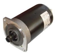 Электродвигатель 12V - 0,5 KW - type Iskra Letrika AME1588