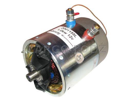 Электродвигатель 12V, 1,0 KW, Zepro - оригинал