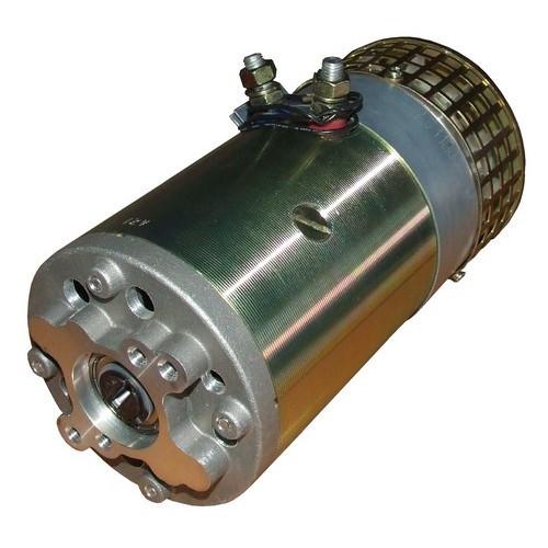 Электродвигатель 12V, 3.0 KW - тип Hesselman