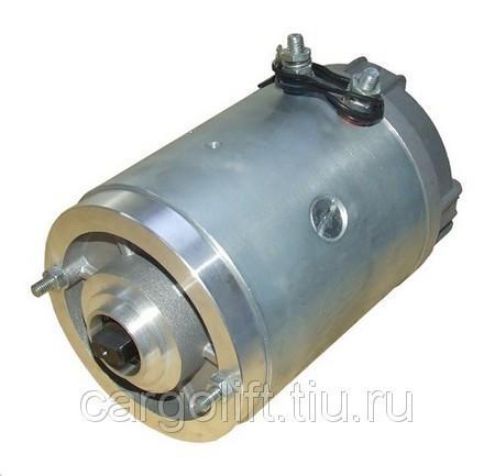 Электродвигатель 24 В.   2,0 кВт  Mbb, Palfinger, Hubfix