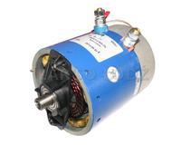 Электродвигатель 24V, 1,5 KW, Zepro - оригинал