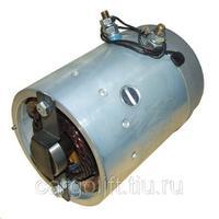 Электродвигатель 24V - 2,0 KW - для гидробортов Bar, Dautel, Zepro, Sorensen, Behrens