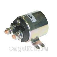 Электромагнитная катушка запуска электродвигателя 24 В.  Dhollandia