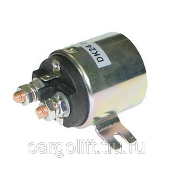 Электромагнитная катушка запуска электродвигателя24 В.  Zepro