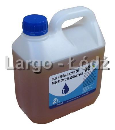 Гидравлическое масло для подъемников и гидробортов - 2.1 л.