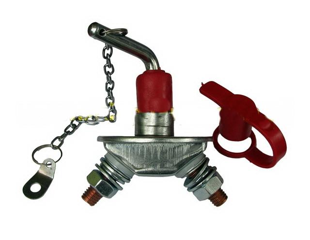 Главный выключатель для гидробортов Dhollandia