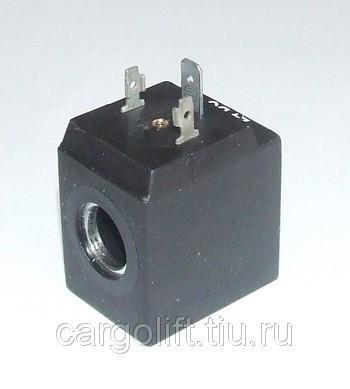 Катушка электромагнитная 12 В. Ø 14x39 мм.