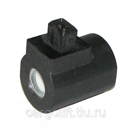 Катушка электромагнитная 12 В. Ø 16x50 мм. Тип АМР