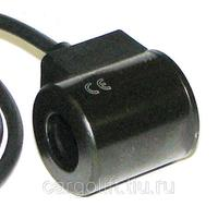 Катушка электромагнитная 12 В. Ø 18x40 мм.Кабель: 3 м. Тип Hydac