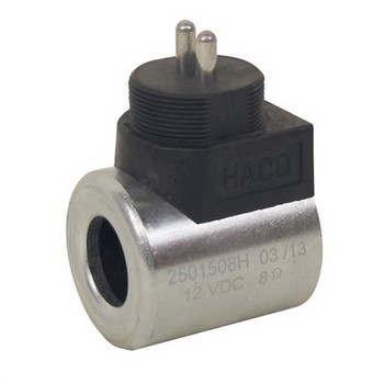 Катушка электромагнитная 12V 18x40 M27
