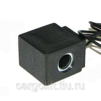 Катушка электромагнитная 24 В. Ø 13x39 мм.Кабель: 30 см.  Dautel