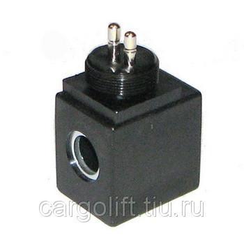 Катушка электромагнитная 24 В. Ø 13x39 мм.  Zepro