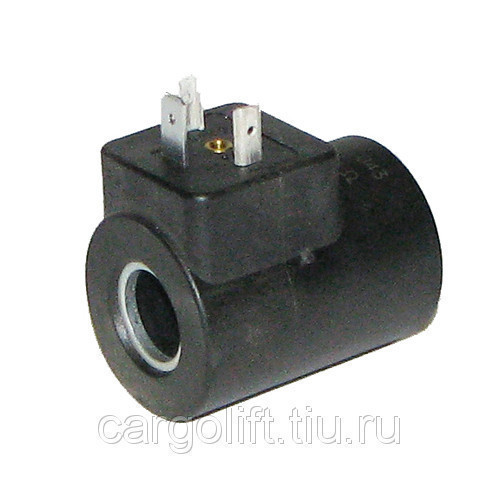 Катушка электромагнитная 24 В. Ø 16x50 мм.  тип Hirschmann