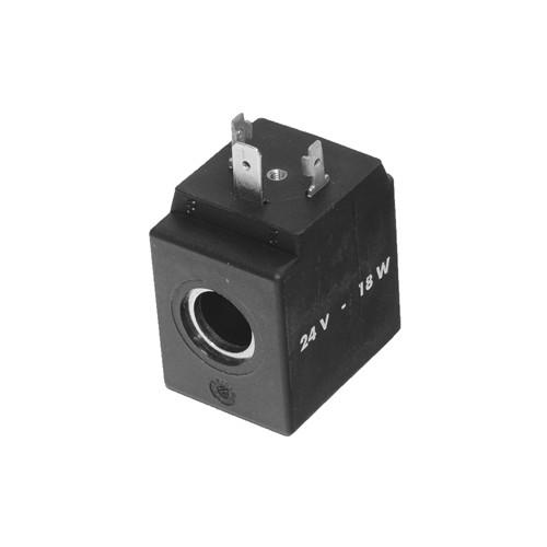 Катушка электромагнитная 24V 13x39 mm - тип Hirschmann