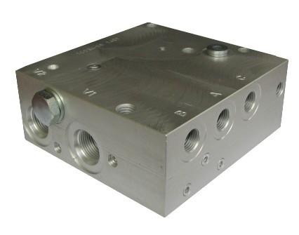 Клапанный блок для агрегатов Dautel DLB 45 Haldex