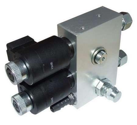 Клапанный блок для агрегатов лифтов MBB Hubfix