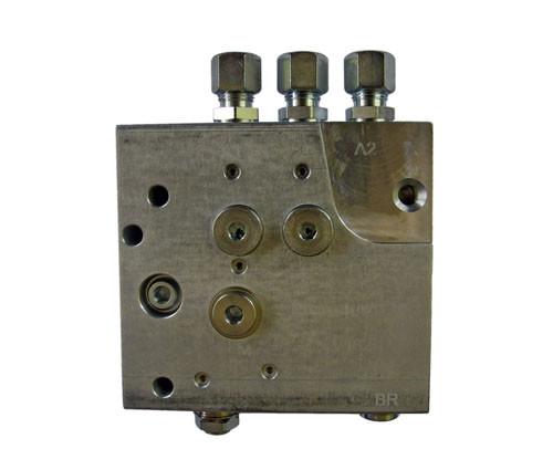 Клапанный блок для гидробортов Dautel DLB 45