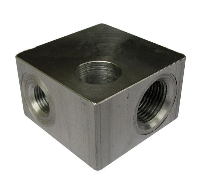 Клапанный блок для гидробортов MBB Hubfix