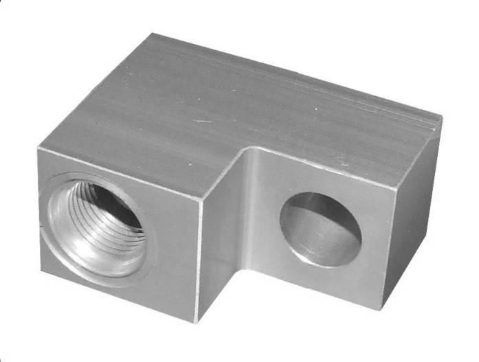 Клапанный блок цилиндра