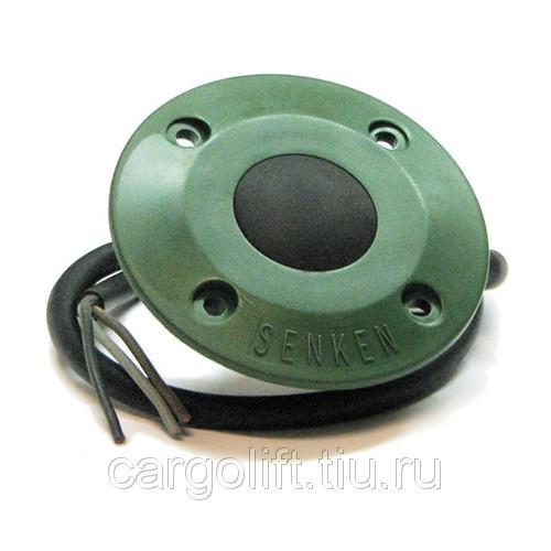 Кнопка ножного управления - опускание - Zepro, Dautel, Sorensen