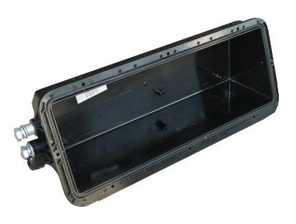 Корпус блока управления для гидробортов Dautel DLB44/45