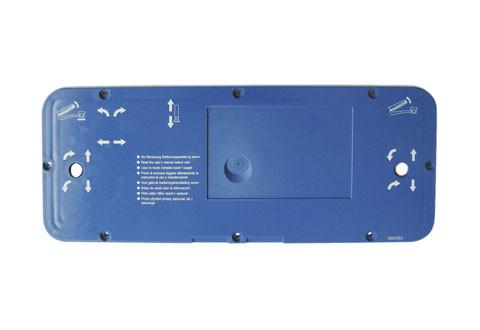 Лицевая панель панели управления Dautel DLB44/45