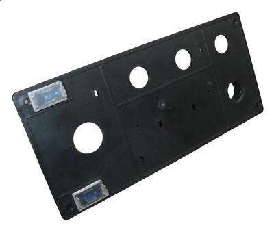 Передняя панель блока управления Dhollandia