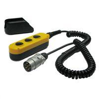 Пульт управления, 3 кнопки с разъемом для гидробортов Zepro