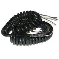Спиральный кабель 5-жильный