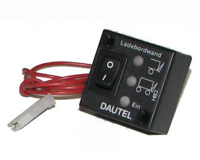 Выключатель в кабине 12-24V - Dautel