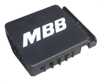 Заглушка для рамы MBB Hubfix