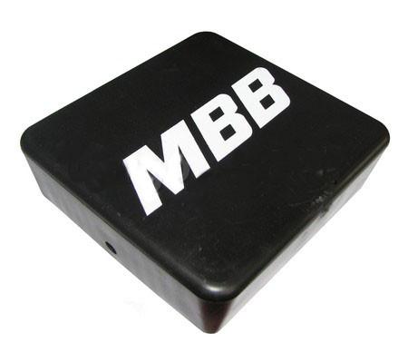 Заглушка рамы 130x123 к MBB Hubfix / Palfinger